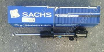 Амортизатор Шевроле Лачетти (Chevrolet Lacetti) задний правый газ Sachs