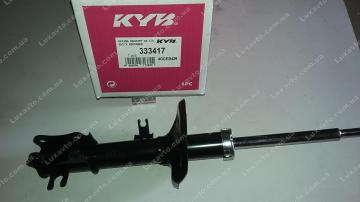 Амортизатор передний Шевроле Авео (Chevrolet Aveo) KYB правый газовый