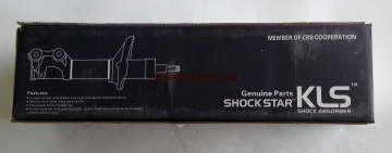 амортизатор передний дэу матиз (daewoo matiz) kls левый масляный