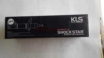 Амортизатор передний Дэу Матиз (Daewoo Matiz) KLS правый масляный