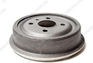 Тормозной барабан под ABS Дэу Ланос 1.6 (Daewoo Lanos), Дэу Нубира 1.6 (Daewoo Nubira), Дэу Нексия 16 клап (Daewoo Nexia) задний SHIN KUM (без ступицы)