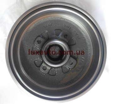 Тормозной барабан задний Шевроле Ланос 1.5 (Chevrolet Lanos) и ЗАЗ Сенс (Sens), Дэу Нексия (Daewoo Nexia) 13