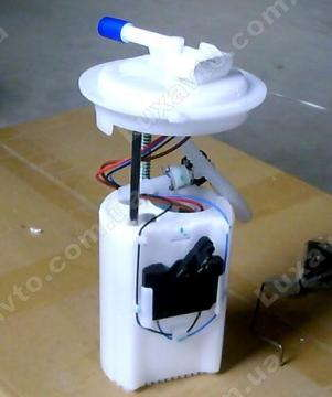 Насос топливный, в сборе с колбой (Т11, 4G63) Chery Tiggo [2.0, -2010г.]