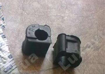 Втулка переднего стабилизатора (внутр. D=17мм) Chery Amulet [1.6,-2010г.], Chery Amulet [-2012г.,1.5], Chery Karry [A18,1.6]
