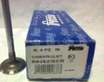 Клапан впускной Шевроле Лачетти 1.6 (Chevrolet Lacetti), Шевроле Авео 1.6 (Chevrolet Aveo) FRECCIA