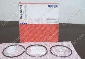 Кольца поршневые Шевроле Лачетти 1.8 LDA (Chevrolet Lacetti) STD стандарт Mahle