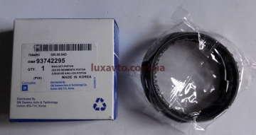 Кольца поршневые Дэу Ланос 1.5 (Daewoo Lanos), Дэу Нексия 1.5 (Daewoo Nexia) (1-ый ремонт +0.25 мм) Big Torque