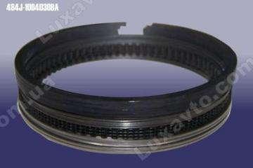 Кольца поршневые 0.25  Chery Eastar [B11,2.4, ACTECO] (оригинал)