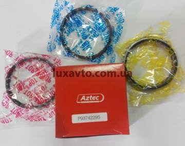 Кольца поршневые Дэу Ланос 1.5 (Daewoo Lanos), Дэу Нексия 1.5 (Daewoo Nexia) (2-ой ремонт  0.5 мм) Aztec