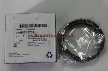 Кольца поршневые Дэу Ланос 1.5 (Daewoo Lanos), Дэу Нексия 1.5 (Daewoo Nexia) (1-ый ремонт +0.25 мм) GM Корея (оригинал)