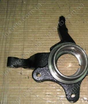 Кулак поворотный передний левый Джили СК (Geely CK) без АБС (оригинал)