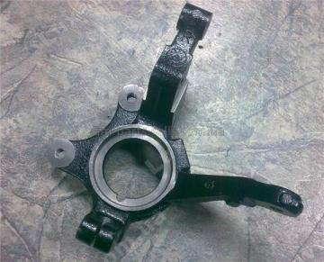 Поворотный кулак левый (без ABS) Geely CK1[-2009г.]