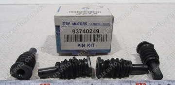Направляющие суппорта Шевроле Авео (Chevrolet Aveo) DM (ремонт)