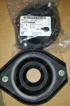 Опора амортизатора переднего верхняя Дэу Матиз (Daewoo Matiz) GM нового образца