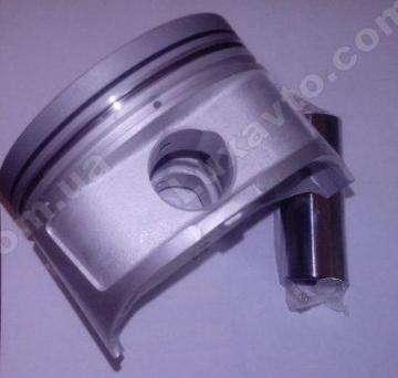 Поршень 4 шт комплект + пальцы STD Geely MK 1.6L