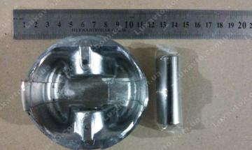 Поршень 4 шт комплект + пальцы STD  Emgrand EC7[1.8], Emgrand EC7RV[1.8,HB], Geely FC, Geely SL (CDN) 1136000062