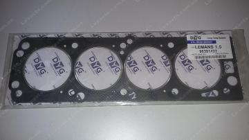 Прокладка ГБЦ Дэу Ланос 1.5 (Daewoo Lanos), Дэу Нексия 1.5 (Daewoo Nexia), Шевроле Авео 1.5 (Chevrolet Aveo) DYG