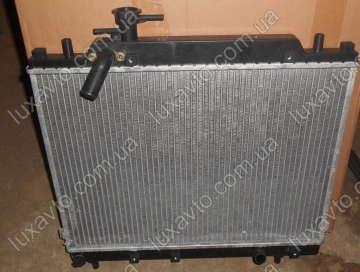 Радиатор охлаждения Чери Кимо (Chery Kimo) S12 S18 S21 S12-1301110