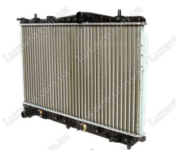 Радиатор охлаждения Шевроле Лачетти 1.6-1.8, 1.8 LDA (Chevrolet Lacetti) АКПП с кондиционером FSO