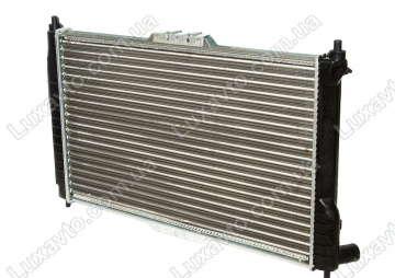 Радиатор охлаждения Дэу Ланос (Daewoo Lanos) с кондиционером Samsung