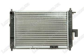 Радиатор охлаждения Дэу Матиз 0.8-1.0 (Daewoo Matiz) M150 MКПП DCC