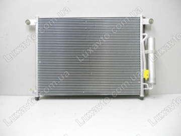 Радиатор кондиционера Шевроле Авео 1.5-1.6 (Chevrolet Aveo) (T200,250) Samsung