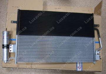 Радиатор кондиционера Шевроле Лачетти (Chevrolet Lacetti) Bingo
