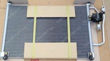 Радиатор кондиционера Дэу Ланос (Daewoo Lanos) PM