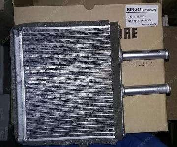 Радиатор печки (отопителя) Шевроле Авео (Chevrolet Aveo) Bingo