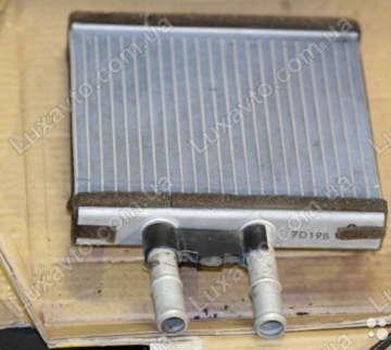Радиатор печки (отопителя) Шевроле Авео 1.6 (Chevrolet Aveo) T250 GM09043398