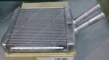 Радиатор печки (отопителя) Дэу Ланос (Daewoo Lanos) Genuine (корпус пластм.)