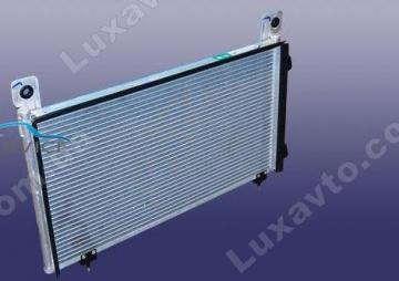 Радиатор кондиционера Chery M11, Chery M12 [HB]