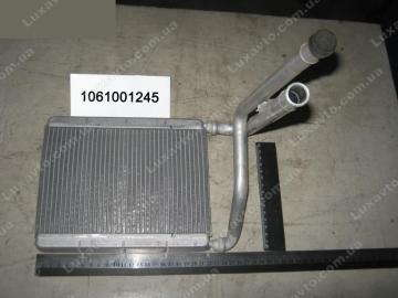 Радиатор печки Geely Emgrand EC7, FC, SL (оригинал)