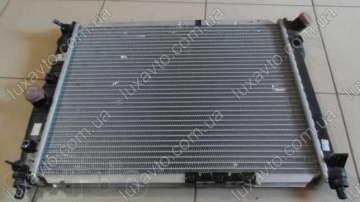 Радиатор охлаждения Дэу Ланос (Daewoo Lanos) без кондиционера KMC