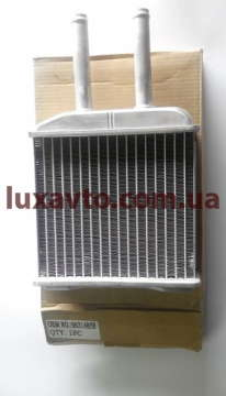 Радиатор печки (отопителя) Дэу Матиз (Daewoo Matiz) Genuine