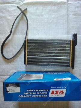 Радиатор отопителя (печки) Таврия 1102/2108 LSA
