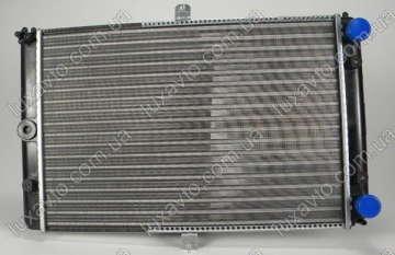 Радиатор охлаждения ЗАЗ Сенс (Sens) алюм. Аляска