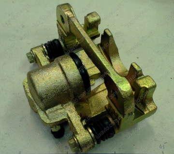 Суппорт тормозной передний правый Chery Tiggo [2.4, -2010г.,MT]
