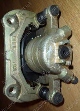 Суппорт тормозной передний правый Chery Jaggi [S21,1.3], Chery Kimo[S12,1.3,MT]
