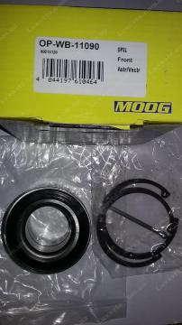 Подшипник передней ступицы Дэу Ланос 1.5 (Daewoo Lanos), Шевроле Авео 1.5 (Chevrolet Aveo), Дэу Нексия 1.5 (Daewoo Nexia), ЗАЗ Сенс (Sens) Moog