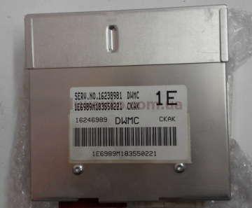 Блок управления двигателя Дэу Ланос (Daewoo Lanos) 1,6 (DWMC) Корея