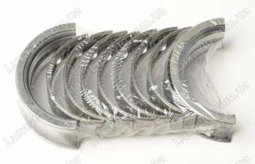 Вкладыши Дэу Ланос (Daewoo Lanos), Шевроле Авео (Chevrolet Aveo), Дэу Нексия (Daewoo Nexia) 1.5-1.6, Лачетти 1.6-1.8 LDA (Lacetti), Нубира 1.6 (Nubira) коренные ( 2-ой ремонт + 0.5 мм) Motech