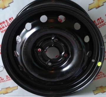 Диск колеса Шевроле Лачетти (Chevrolet Lacetti) 15