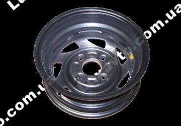 Диск колесный (стальной) Chery QQ[0.8, S11], Chery QQ[S11, 1.1] R13