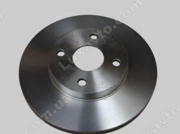 Диск тормозной передний Geely GC6 [LG-4], Geely MK1 [1.6, -2010г.], Geely MK2 [1.5, 2010г.-], Geely MKCross [HB]