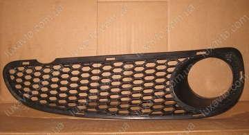 Решетка переднего бампера Чери Джаги S21 (Chery Jaggi) правая