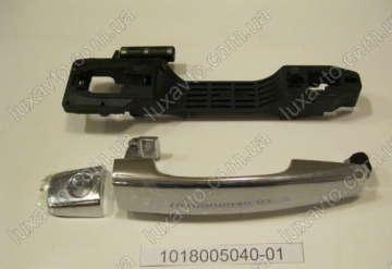 Ручка двери наружная  Джили MK (Geely MK) передняя правая