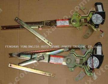Стеклоподъемник двери передней левой (электрика) Chery QQ[S11, 1.1]
