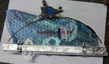 Стеклоподъемник Дэу Ланос (Daewoo Lanos) CRB электро шестерня левый