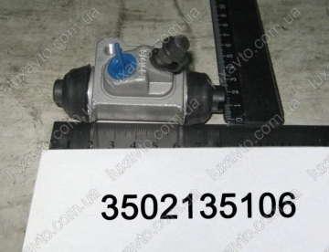 Цилиндр тормозной задний Джили СК (Geely CK) без АБС левый (рабочий)